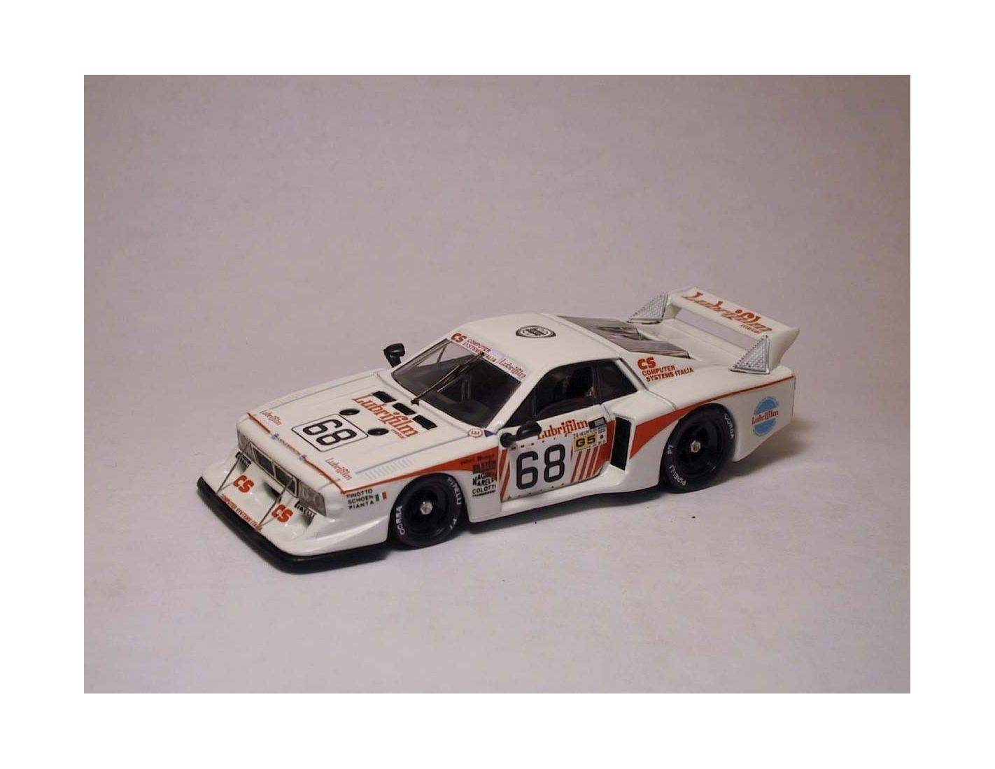 Best Model BT9217 LANCIA BETA MONTECARLO N.68 14th LM 1981 FINOTTO-SCHON-PIANTA 1:43 Modellino