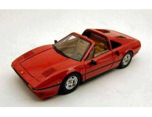 Best Model BT9228 FERRARI 308 GTS 1977 RED 1:43 Modellino