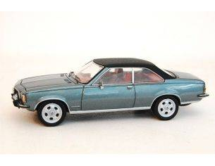 Schuco 2774 OPEL COMMODORE B GS COUPE' GREY 1/43 Modellino