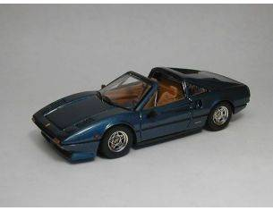 Best Model BT9232 FERRARI 308 GTS 1978 BLUE MET.1:43 Modellino