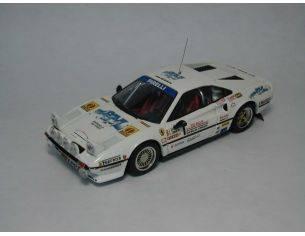 Best Model BT9235 FERRARI 308 GTB N.1 WINNER RALLY VASCO NAVARRO 1984 ZANINI-AUTET 1:43 Modellino