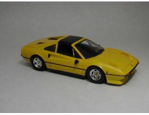 Best Model BT9236 FERRARI 308 GTS 1977 YELLOW 1:43 Modellino