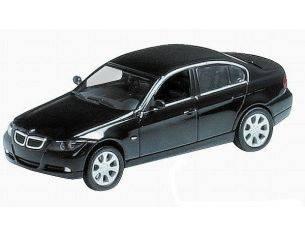 Schuco 3310025 BMW 330I BLACK 1/72 Modellino