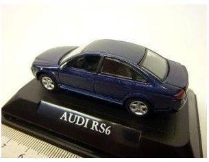 Schuco 3310115 AUDI RS 6 1/72 Modellino