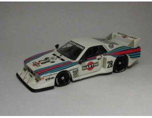 Best Model BT9241 LANCIA BETA MONTEC.N.28 ACCIDENT SILVERSTONE 1981 PATRESE-CHEEVER 1:43 Modellino
