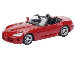 Schuco 3311003 DODGE VIPER SRT/10 SPIDER RED 1/43 Modellino