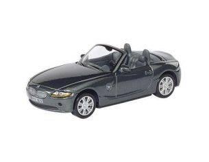 Schuco 3315096 BMW Z4 BLACK 1/64 Modellino
