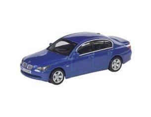 Schuco 3315098 BMW 5ER BLU 1/64 Modellino