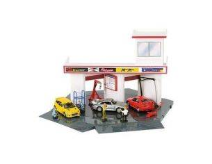 Schuco 3316328 SET GARAGE TUNING 1/72 Modellino