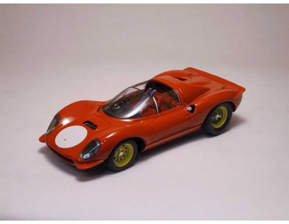 Art Model AM0029 FERRARI DINO 206 S 1966 RED 1:43 Modellino