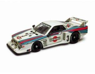 Best Model BT9249 LANCIA BETA MONTEC.N.31 18th DAYTONA 1981 PATRESE-HEYER-PESCAROLO 1:43 Modellino