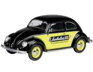 Schuco 3883 VW BEETLE WITH SPLIT WINDOW 1/43 Modellino