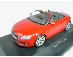 Schuco 4781 AUDI TT ROADSTER BRILLIANT RED 1/43 Modellino