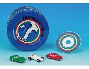 Schuco 50171058 SET FRATELLI D'ITALIA + CD PICCOLO Modellino