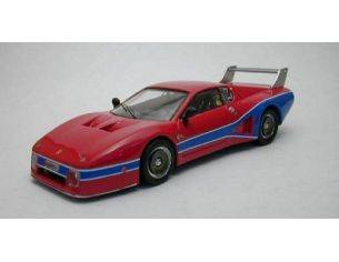 Best Model BT9275 FERRARI 512 BB PROVA 1978 1:43 Modellino