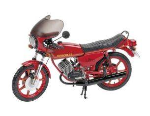 Schuco 6647 HERCULES K50 ULTRA RED 1/10 Modellino