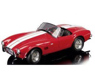 Schuco SH6725 FORD AC COBRA 289 RED 1:12 Modellino