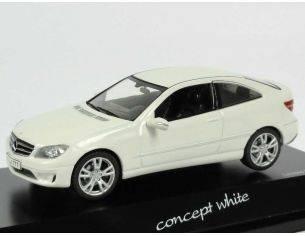 Schuco 7243 MB CLC CL203 CONCEPT WHITE 1/43 Modellino