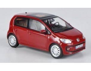 Schuco 7546 VW UP 4 DOORS RED 1/43 Modellino