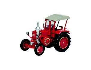 Schuco 7696 LANZ ACKERLUFT WINE RED 1/32 Modellino