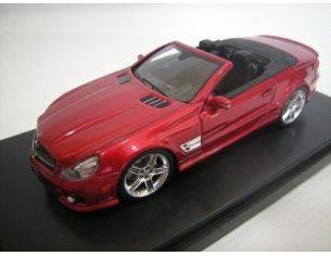 Schuco 8512 MB SL 65AMG RED 1/43 Modellino