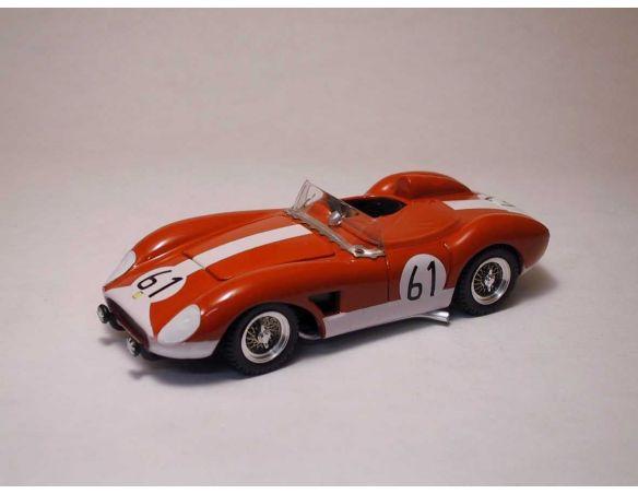 Art Model AM0040 FERRARI 500 TRC N.61 LM 1957 KOETCHER-BAUER 1:43 Auto Competizione