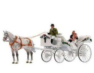 Schuco 8730025 WEDDING CARRIAGE Modellino