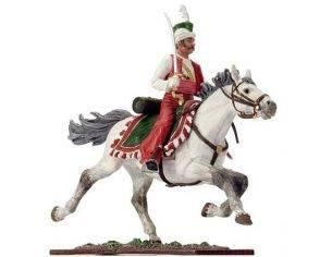 Schuco 8731385 MAMELUK WITH SABRE + WHITE ORSE Modellino