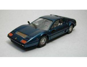 Best Model BT9289 FERRARI 512 BB 1976 GIORGIO ARMANI BLUE 1:43 Modellino