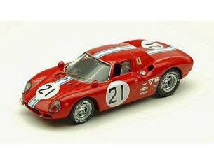 Best Model BT9301 FERRARI 250 LM N.21 7th DAYTONA 1970 YOUNG-CHINETTI JR.1:43 Modellino