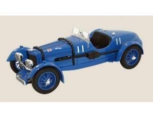 Signature Models 32373 ASTON MARTIN TEAM CAR '34 BLUE 1/32 Modellino