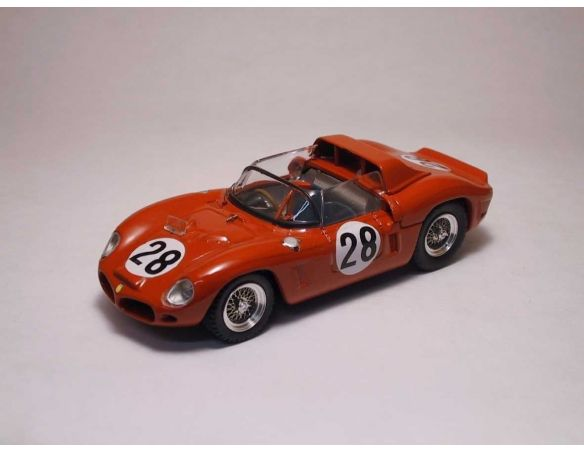 Art Model AM0042 FERRARI DINO 246 SP N.28 26th LM 1962 R.RODRIGUEZ-P.RODRIGUEZ 1:43 Modellino