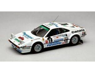 Best Model BT9312 FERRARI 308 GTB N.18 RETIRED ELBA 1982 TOGNANA-DE ANTONI 1:43 Modellino