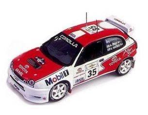 Skidmark M99013 TOYOTA COROLLA WRC MOBIL1 ACROPOLIS Modellino