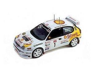 Skidmark M99020 TOYOTA COROLLA WRC SHELL RALLY DEFA Modellino