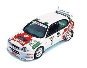 Skidmark M99042 TOYOTA COROLLA WRC CEPSA RALLY CORTE Modellino