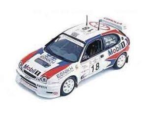 Skidmark M99086 TOYOTA COROLLA WRC MOBIL1 ACROPOLIS Modellino