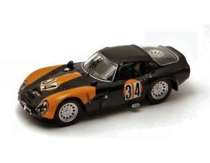 Best Model BT9329 ALFA ROMEO TZ 2 N.34 DNQ MISANO 1973 OTTORINO VOLONTERIO 1:43 Modellino