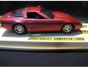 Solido 1513 CHEVROLET CORVETTE 2RD CAR RED 1/43 Modellino