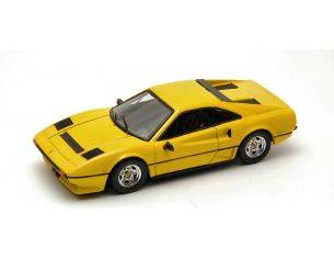 Best Model BT9332 FERRARI 208 GTB TURBO 1982 YELLOW 1:43 Modellino
