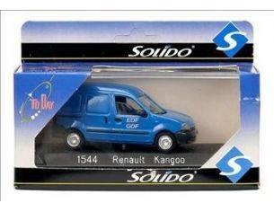 Solido 1544 RENAULT KANGOO CARGO EDF 1998 1/43 Modellino