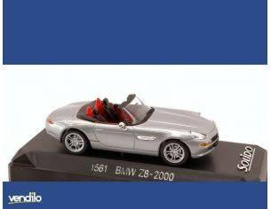 Solido SL1561 BMW Z 8 1999 GREY MET.1:43 Modellino