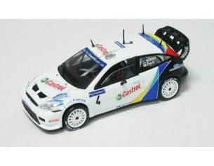 Solido SL1593 FORD FOCUS WRC N.4 2003 1:43 Modellino