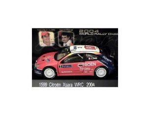 Solido 1599 CITROEN XARA WRC 2004 1/43 Modellino