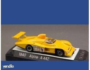 Solido 1840 ALPINE REANULT A 442 1978 1/43 Modellino