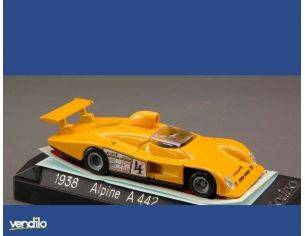 Solido 1938 ALPINE RENAULT A442 LE MANS '78 1/43 Modellino