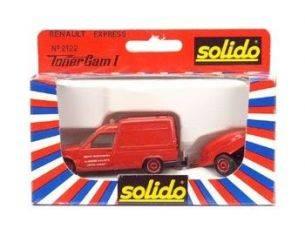 Solido 2122 TONEGAM I RENAULT EXPRESS 1/50 Modellino