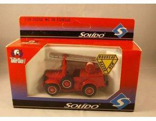 Solido 2139 DODGE WC 56 LADDER JEEP 1/50 Modellino
