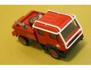 Solido 3174 DOPPIA CABINA FIGILI DEL FUOCO 1/50 Modellino