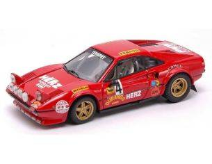 Best Model BT9341 FERRARI 308 GTB GR.3 N.4 WINNER MONZA RALLY 1979 PINTO-PENARIOL 1:43 Modellino